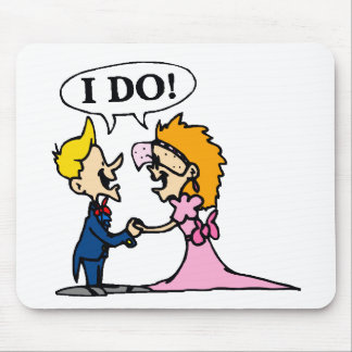 Wedding Supplies 15 Mouse Pad