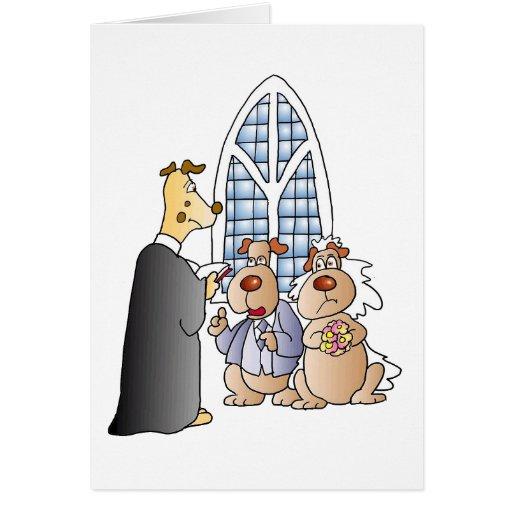 Wedding Supplies 21 Greeting Card