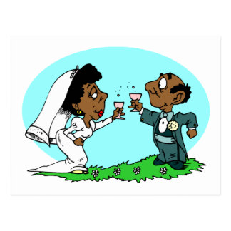 Wedding Supplies 27 Post Card