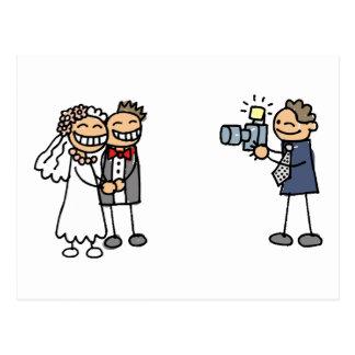 Wedding Supplies 29 Postcard