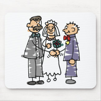 Wedding Supplies 31 Mouse Pad