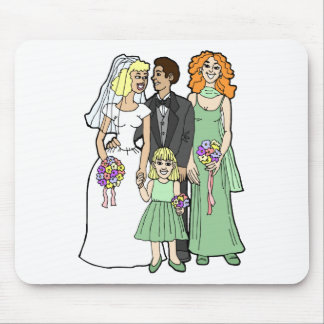 Wedding Supplies 37 Mouse Pad