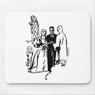 Wedding Supplies 50 Mouse Pad
