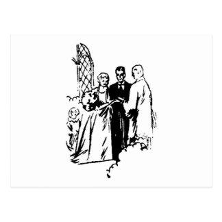 Wedding Supplies 50 Postcard