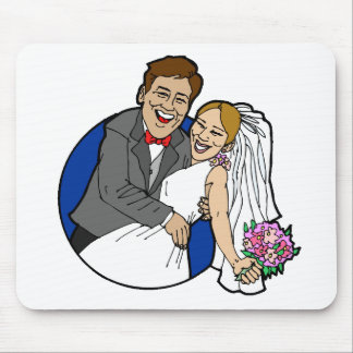 Wedding Supplies 6 Mouse Pad
