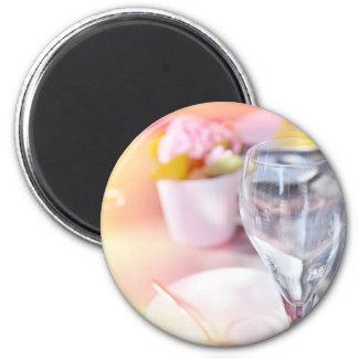 Wedding table magnet
