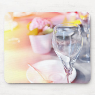 Wedding table mouse pad