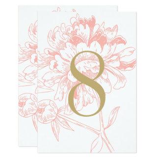 Z Coral Card Coral Wedding Invitati...
