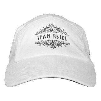 wedding, team bride headsweats hat
