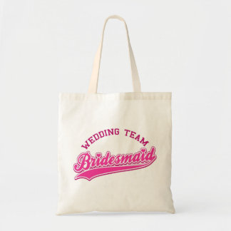 WEDDING TEAM BRIDESMAID - bag
