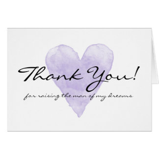 Thank You Note Cards | Zazzle
