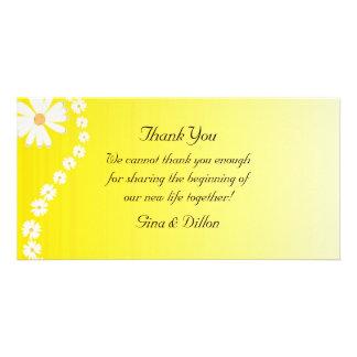 Wedding Thank You Cards Photo Card
