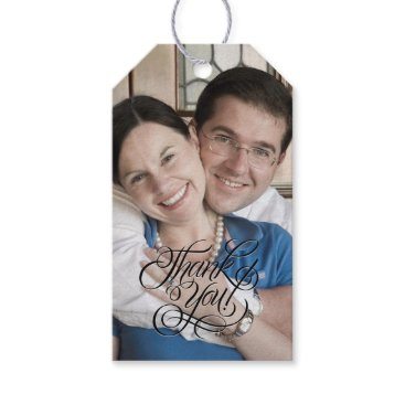 thepapershoppe Wedding Thank You Favor Gift Tags