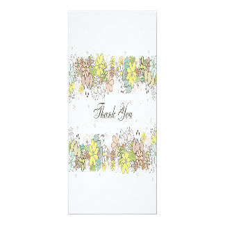 Wedding Thank you Gift Appreciation Note Card
