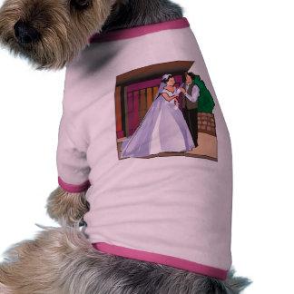 Wedding Theme 29 Pet T Shirt