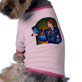 Wedding Theme 34 Doggie T Shirt