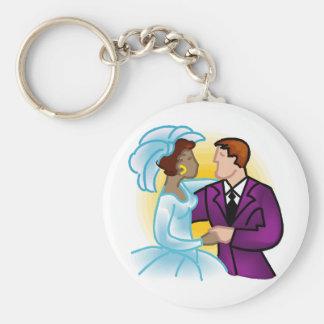 Wedding Theme 49 Keychain