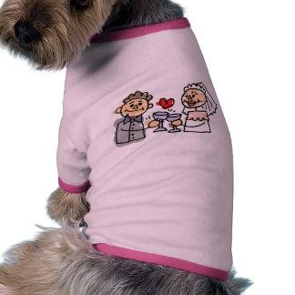 Wedding Themes 35 Dog Shirt