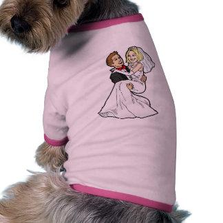 Wedding Themes 37 Dog Shirt