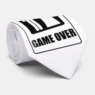 Wedding Tie  - Game Over