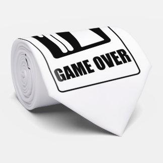 Wedding Tie  - Game Over
