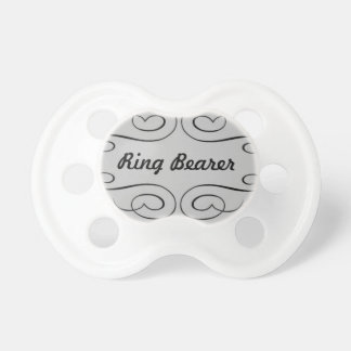 Wedding til forever <3 baby pacifiers
