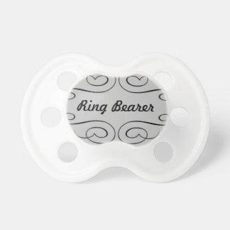 Wedding til forever <3 pacifier