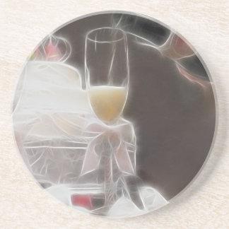 Wedding Toast! Coaster
