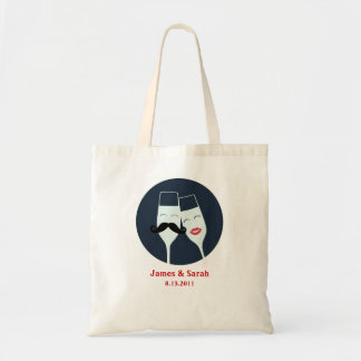 Wedding Toast Tote Bag