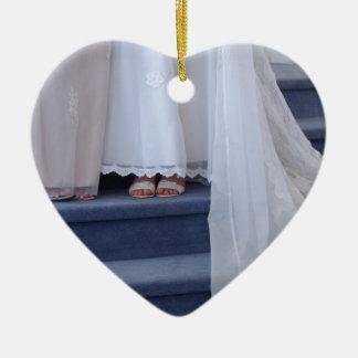 Wedding Train Ornaments