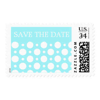 Wedding Trends Save The Date Style Waterspout Postage