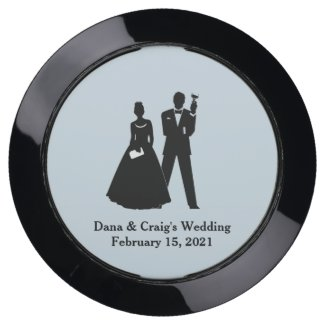 Wedding USB Recharge HUB