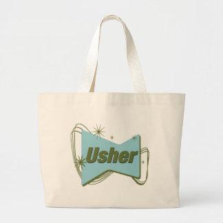 Wedding Usher Tote Bag