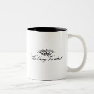Wedding Vocalist Mug