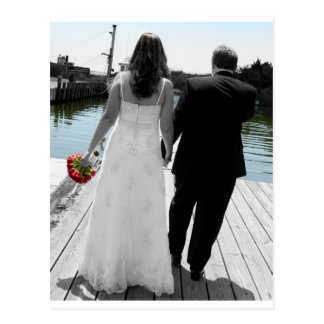 Wedding Walk Series Postcard