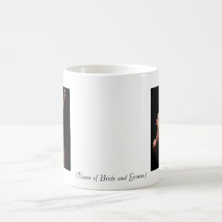 Wedding Waltz Coffee Cup Mugs