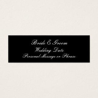 Wedding Website Card Insert for Invitations