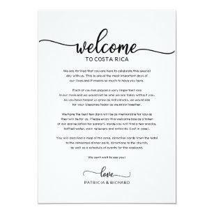 Welcome Wedding Invitations Zazzle