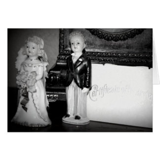 Wedding Well Wishes Greeting Card