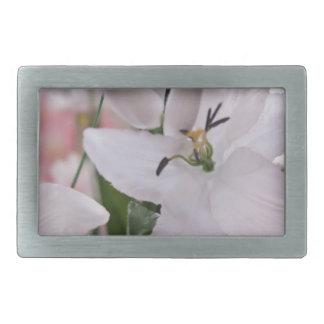 wedding white lily flowers floral flora love vines belt buckles