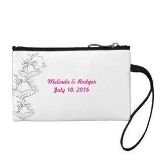 Wedding Wristlet-Make Your Own! Change Purse