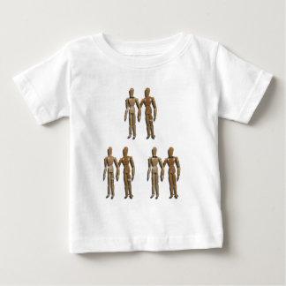 WeddingBridesGrooms121512 copy.png Baby T-Shirt