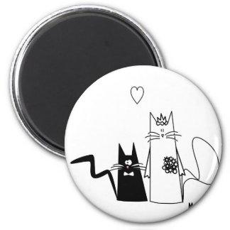 WeddingCats Magnet