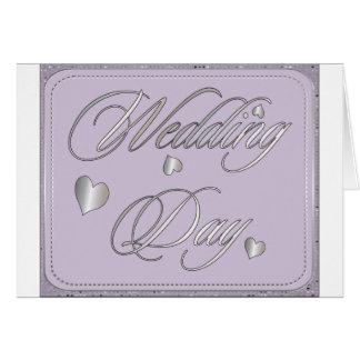 WeddingDay-1 Card