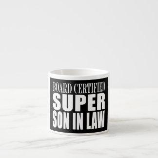 Weddings Birthdays Parties : Super Son in Law Espresso Cup