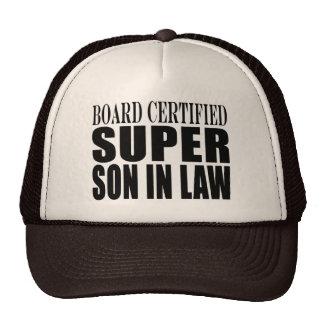 Weddings Birthdays Parties : Super Son in Law Trucker Hat