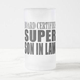 Weddings Birthdays Parties : Super Son in Law Mugs