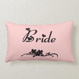 Weddings Classic Bride Lumbar Pillow
