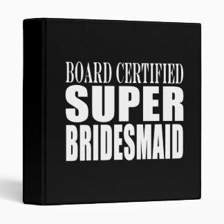 Weddings Favors Tokens & Thanks : Super Bridesmaid Binder