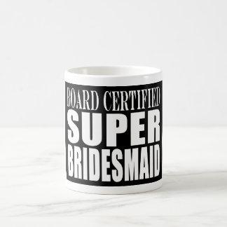 Weddings Favors Tokens & Thanks : Super Bridesmaid Mug